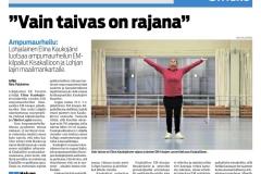Länsi-Uusimaa 21.11.2019 /Nina Paloheimo